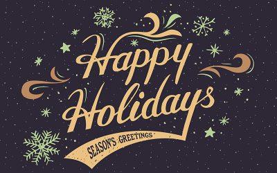 Happy Holidays from TNACS!